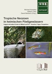 Popular science book on tropical non-natives in freshwater systems in Germany